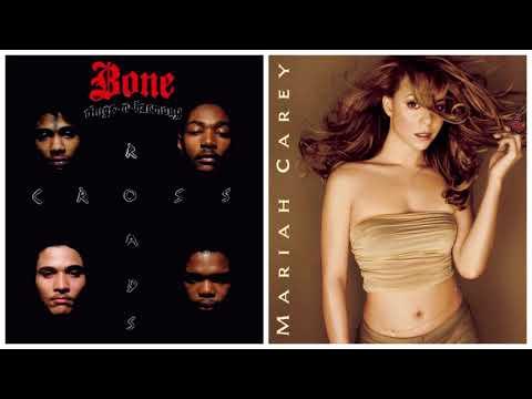 Mariah Carey vs Bone Thugs   Breakdown at Tha Crossroads mashup