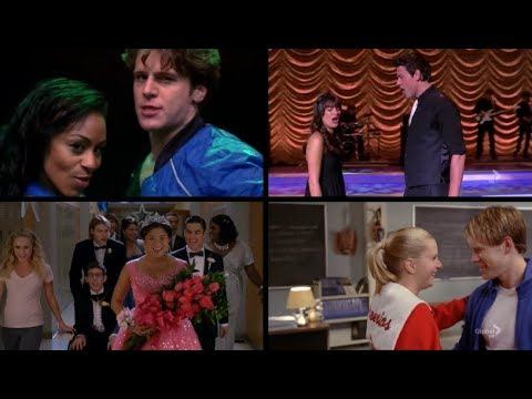 Least Favorite Glee Performances (видео)