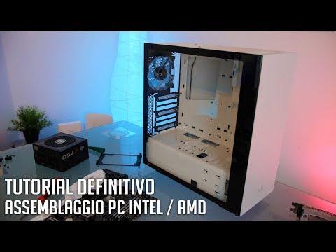 Come assemblare un PC - Tutorial di Blink46