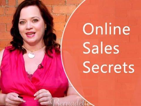 Online Sales Secrets