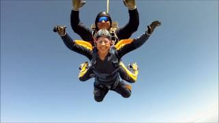 Beccles United Kingdom  City new picture : MY SKYDIVING AT BECCLES UK