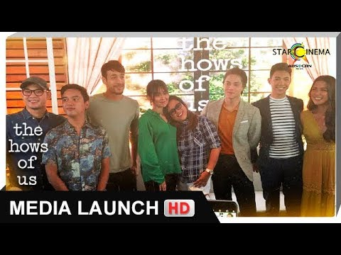 FULL HD | 'The Hows Of Us' Media Conference | 'The Hows Of Us'
