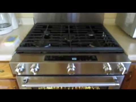 slidein gas range with convection oven in stainless the home depot