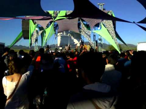 Major 7 Live @ Experience Open Air Festival – Chihuahua