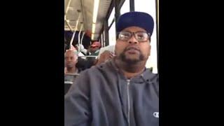 Video Le passager d'un bus remet à sa place une femme énervée MP3, 3GP, MP4, WEBM, AVI, FLV Mei 2017