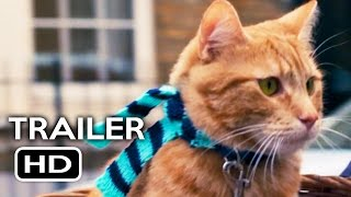 Nonton A Street Cat Named Bob Official Trailer #1 (2016) Luke Treadaway, Joanne Froggatt Movie HD Film Subtitle Indonesia Streaming Movie Download