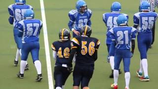 A-Cup Final - Pee Wee Warriors 20 vs Cumberland Panthers 26