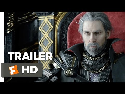Kingsglaive: Final Fantasy XV Official Trailer #1 (2016) - Lena Headey Movie HD