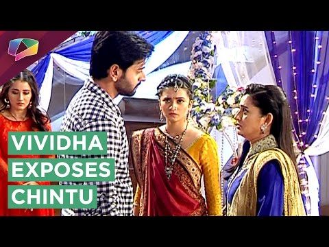 Vividha Exposes Chintu's truth | Jana Na Dil Se Do