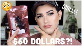 $60 LIP KIT?! IS IT WORTH IT?! | Manny Mua by Manny Mua