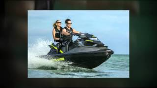 4. 2015 Sea-Doo GTX Limited iS 260