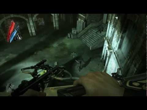 Прохождение Dishonored (8c, Затопленный Квартал) с Бр. Ву HD