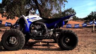 10. All New Yamaha YFZ450R