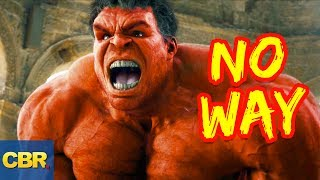 Video 10 Things Marvel Wants You To Know About RED HULK! MP3, 3GP, MP4, WEBM, AVI, FLV Februari 2019