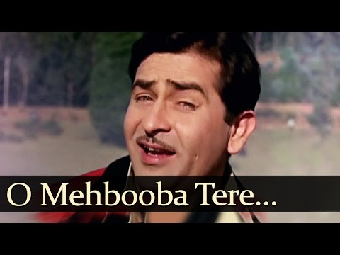 Video Sangam - O Mehbooba Tere Dil Ke Paas Hi - Mukesh download in MP3, 3GP, MP4, WEBM, AVI, FLV January 2017