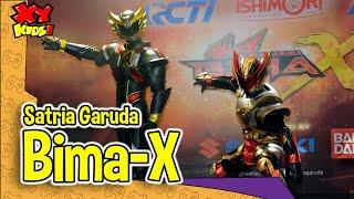 Video Satria Garuda Bima-X by XY-Kids! MP3, 3GP, MP4, WEBM, AVI, FLV September 2018