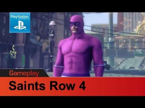 Saints Row IV Playstation 3