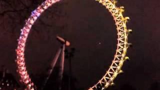 London Eye New Year 2011 WMV V9