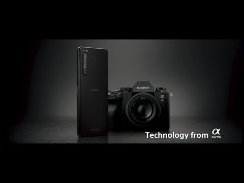 Xperia 1 II – Capture the once impossible