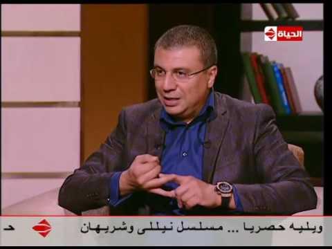 """محمود عزب يقلد الفريق أحمد شفيق في برنامج """"بوضوح"""""""