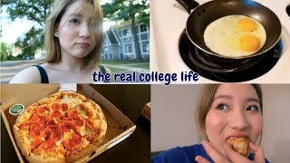 THE REAL COLLEGE LIFE *sad*