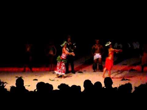 Gabilou et Moeata au Heiva raromatai 2011 (видео)