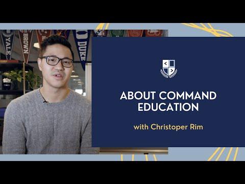 Command Education