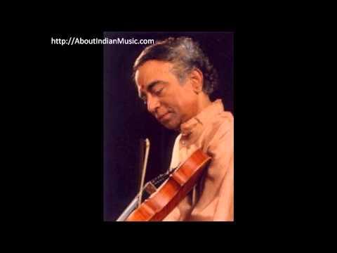 Lalgudi Jayaraman - ParamAthmudu velige - vAgadeeshwari - Thyagaraja