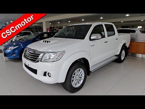 Toyota Hilux – 2015 | Revisión en profundidad y encendido