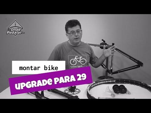 Planejando um upgrade da bike para 29