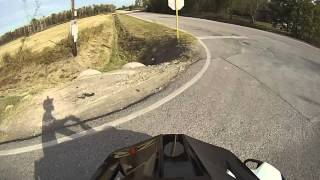 4. Honda TRX 250R Top Speed Run (78mph)/ Jumping