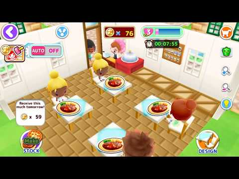 Cooking Mama (path 2) & Kid Video