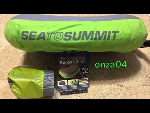 Sea to Summit Aeros Premium Pillows