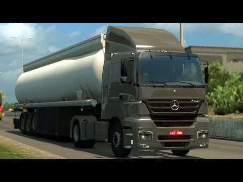 Mercedes Benz Axor Original