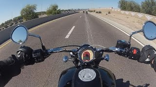 9. 2015 Indian Scout - Test Ride and Review