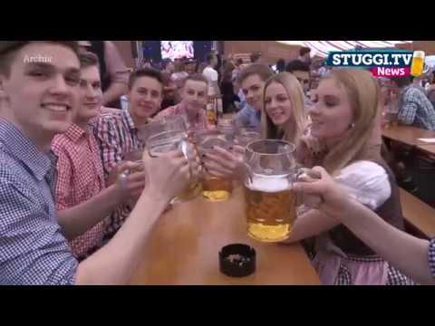Video-Vorblick auf das Stuttgarter Frühlingsfest 2018
