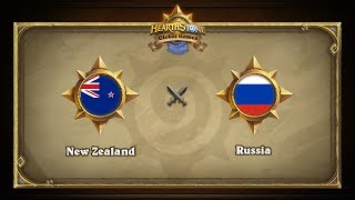 RUS vs NZL, game 1