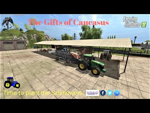 MAP GIFTS OF THE CAUCASUS V2.0.3