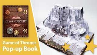 Game of Thrones: A Pop-Up Guide to Westeros Based on the hit HBO series, Game of Thrones, paper engineer and pop-up book...