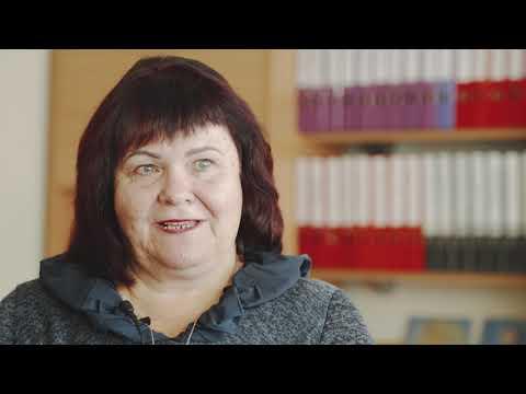 Dzidra Simanoviča - Jelgavas novada pašvaldības 2019.gada Atzinības raksta saņēmēja