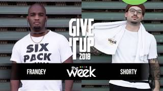 Franqey vs Shorty – Give It Up 2018 Poppin Final