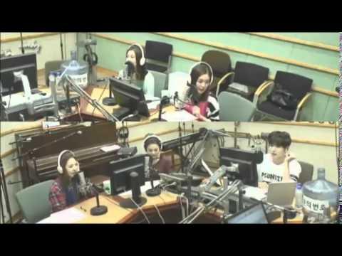 [ENG] SNSD Sunny call to Red Velvet