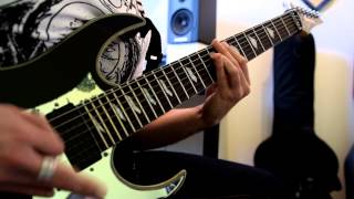 Video Deathstar - O-R-I-G-I-N ||| Single 2015 ||| Guitar Playthrough |