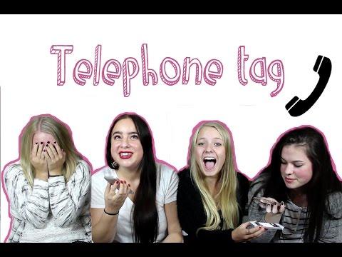 Telephone - In deze video doen wij de telephone tag. Elke zondag een nieuw filmpje op dit kanaal! Wij zijn twee gekke zusjes die video's maken over meiden problemen of bepaalde meiden situaties. We doen...