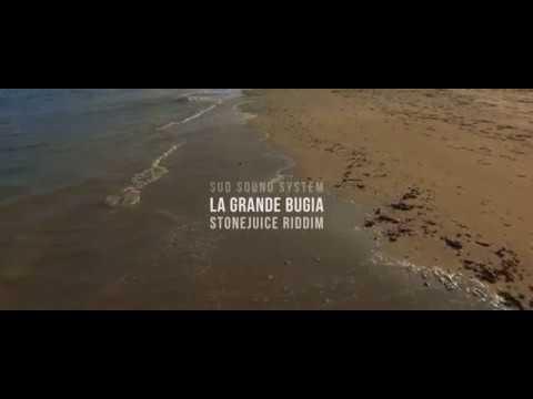 "Sud Sound System: ""La Grande Bugia"" videoclip"