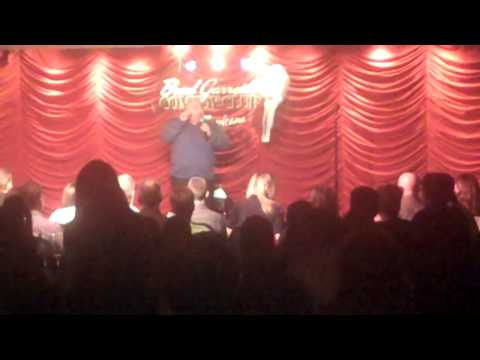 Hilarious Stand Up Comedian Talking About Getting Older - Brad Garrett Comedy Club