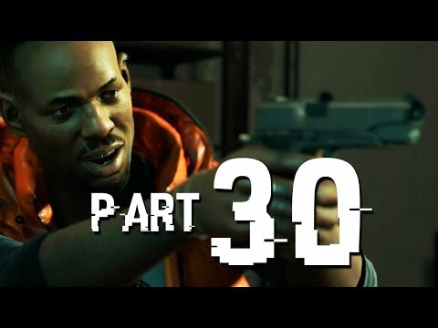 Watch Dogs Walkthrough Part 30 - BY ANY MEANS NECESSARY - IRAQ