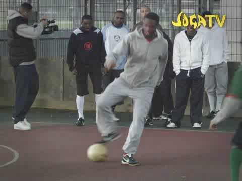 Thierry Henry en Joga Bonito