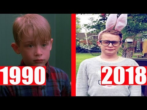 Home Alone 1990 Cast: Then and Now