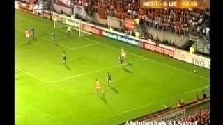 The Netherlands - Liechtenstein 3 / 0 (Friendly: Sep / 3 / 2004)